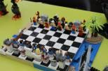 Piratas y ajedrez