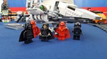 """""""¿Vader, como asi que las llaves del Shuttle se quedaron por dentro?"""""""